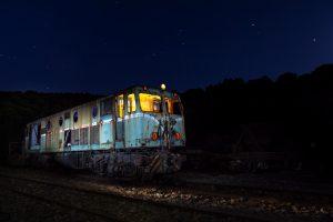 Locomotora - 24mm f-7.1 Exp. 63seg ISO200