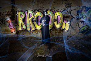- Grafitero RROOO - 14mm - f-5.6 - Exp 112Seg - ISO320