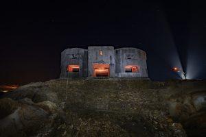"- Bunker Cabo de Plata - 14mm - f-8 - exp 43"" - ISO400"