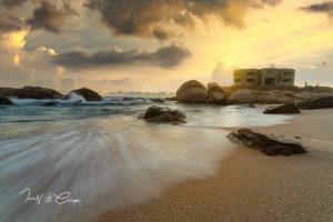 """- Playa de los Alemanes - 14mm - f5.6 - exp 1/2"""" - ISO50"""